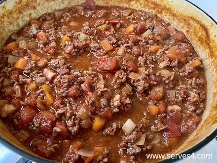 Easy Beef Dinner Recipes: Bolognese Sauce