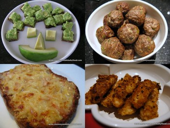 Baby finger foods healthy recipe ideas baby finger foods forumfinder Gallery