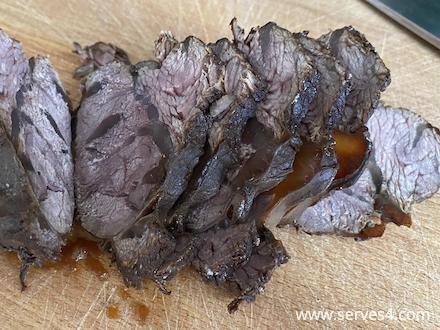 Easy Beef Dinner Recipes: Chinese Braised Beef Shank (Lu Niu Rou, 卤牛肉)