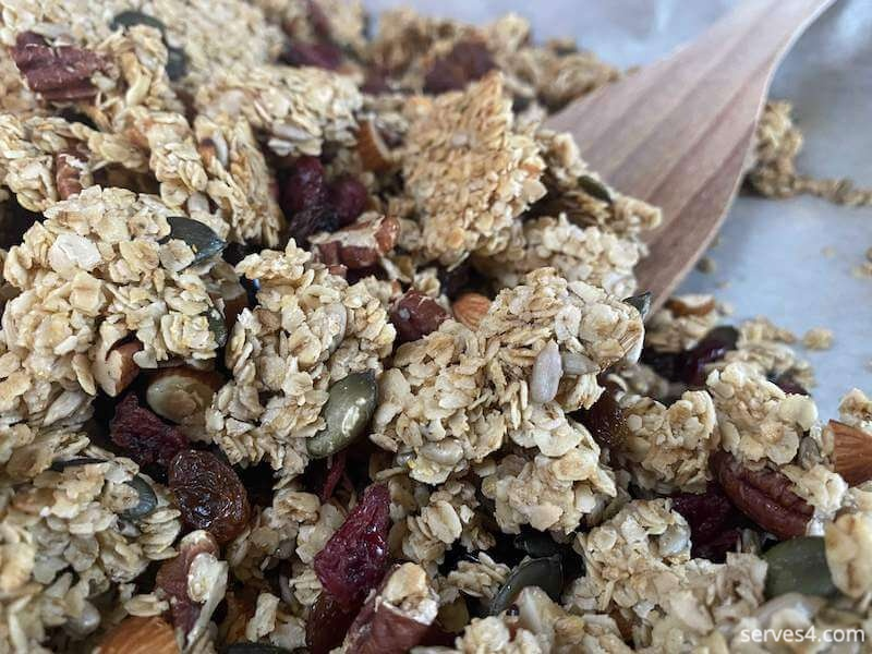 Best Baking Recipes: Chunky Granola Recipe