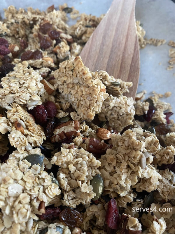 Best Baking Recipes: Chunky Granola Recipe