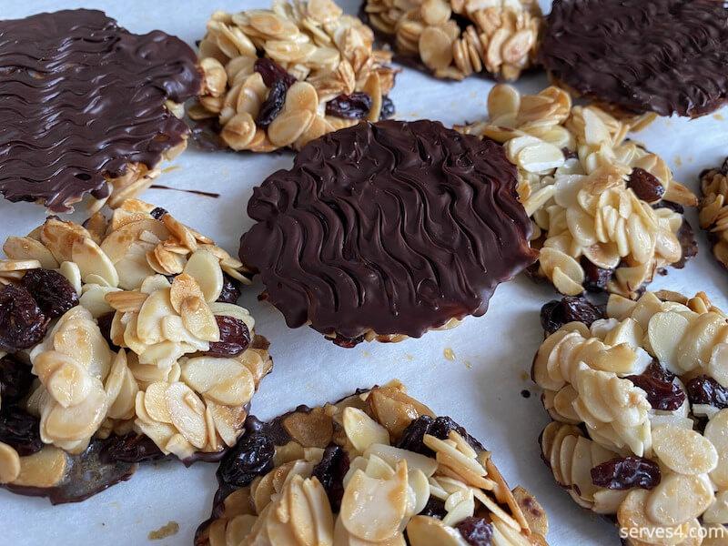 Best Baking Recipes: Florentine Biscuit Recipe