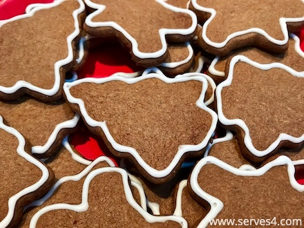Best Baking Recipes: Gingerbread Cookies