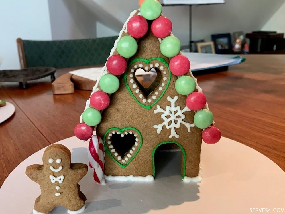 Best Baking Recipes: Gingerbread House
