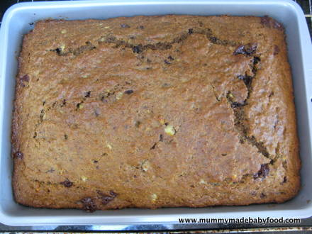 Home Made Cake: Banana Chocolate Chunk
