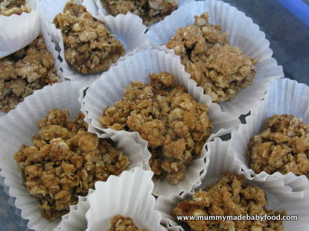 Home Made Cake: Fig Bars with Oats