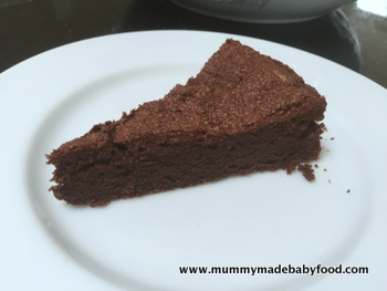 Home Made Cake: Gluten-Free Chocolate Cake