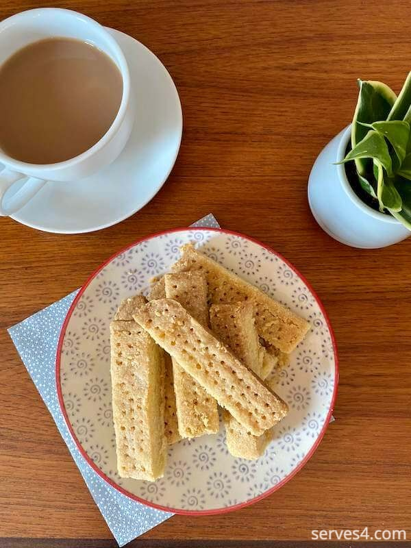 How to Make Shortbread