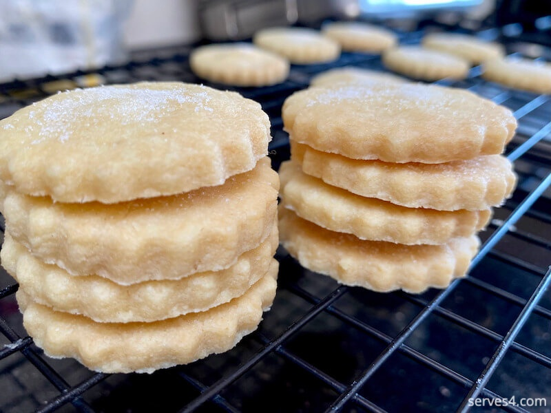 How to Make Shortbread Cookies