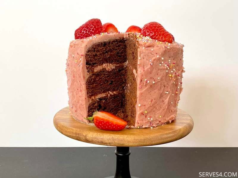 How to Make Strawberry Buttercream