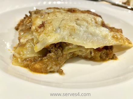 Easy Beef Dinner Recipes: Lasagne