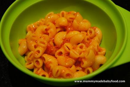 Quick Pasta Recipe: Cheesy Pasta Arrabbiata