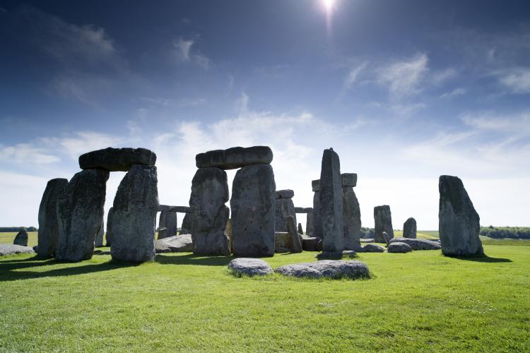 Stonehenge June Solstice