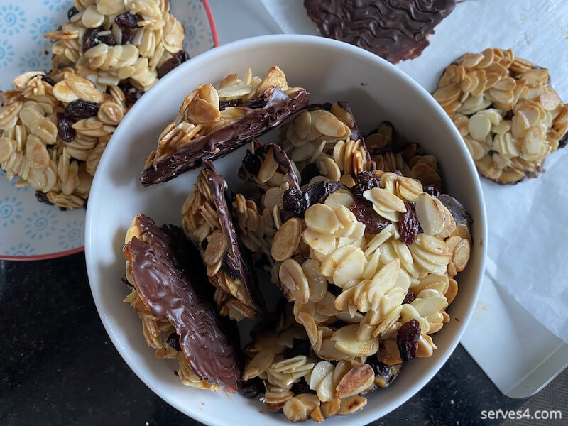 Florentine Biscuit Recipe