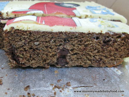 Home Made Cake: Banana Chocolate Chunk